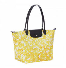 LONGCHAMP Yellow Darshan Large Long Handle Shoulder Bag ~ BRAND NEW ~ GENUINE