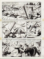 "GALLIENO FERRI -  Zagor  n. 124 "" Zagor contro Supermike "" p. 24"