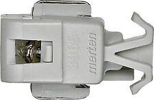 Merten Glimmlampenanhänger mit integrierter Lampe, grau  396502