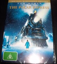 The Polar Express (Tom Hanks) Special Edition 2 DVD (Australia Region 4) – New