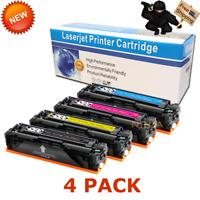 4 Toner for Canon Imageclass MF733Cdw MF731Cdw MF735Cdw LBP654Cdw 046H 1254C001