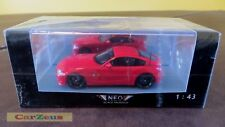 1:43 Neo Scale Models, BMW Z4 M Coupe, Red, NEO44466