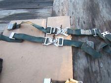 cessna 150/152 seat belts  /cessna 140/150/152/172/ experimental O-200 0-300