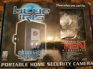 Blue Iris 10MP Infrared Portable Home Security Camera System Model SCB3