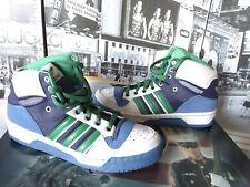 Adidas Originals Attitude Mid (NBA) Milwaukee Bucks Basketball Shoes Men 9.5 New