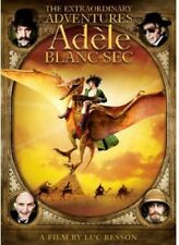 Extraordinary Adventures of Adele Blanc-Sec (2013, DVD NIEUW)