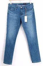 AG Adriano Goldschmied The Stilt Cigarette Leg Jeans Vega Wash Size 29