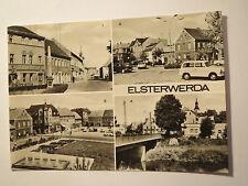 Elsterwerda - 4-Bild-Karte / AK