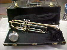 YAMAHA YTR 6335 HG PRO TRUMPET PROFESSIONALLY CLEANED / SERVICED w CASE & MUTES