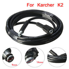 5M High Power Pressure Washer Clean Hose Extension Washing Tube for Karcher K2