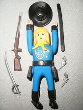 playmobil PLAY BIG AIRGAM BOYS airgamboys NEUF FAR WEST Soldat Yankee figure