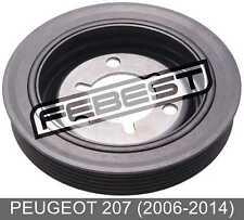 Crankshaft Pulley Engine For Peugeot 207 (2006-2014)