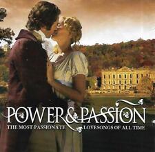 Power & Passion - Various Artists (2005 Double CD Album)