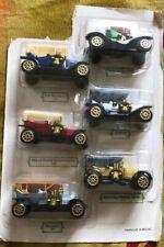 Collection de Voitures Anciennes de Marque Miniatures. Sélection READERS DIGEST