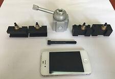 Aluminium Material Mini Quick change tool post and holder 5PCS/SET kits-Hot!!!