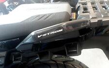 2 ADESIVi 3D protezioni maniglie passeggero MOTO compatibili SUZUKI V-STROM 1050