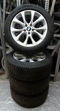 4 Orig BMW Winterräder Styling 450 255/50 R19 107V X5 F15 X5 E70 6853953 RDK 486
