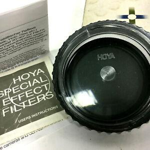Vintage HOYA Filter For Special Effect 49.0s PL