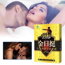 12 Pills Natural Herbal Strong Male Sexual Men Enhancer function Erection