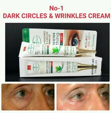 NO-1 ANTI EYE WRINKLES CREAM STOPS DARK CIRCLES REMOVES EYE BAGS INSTANT