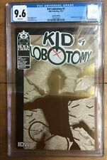 Kid Lobotomy #1 Recalled Edition CGC 9.6 1260752007