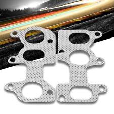 Graphite Aluminum Header/Manifold/Exhaust Gasket For 01-09 Volkswagen Golf V6