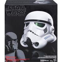 STAR WARS Rogue One Black Series Voice Changer Imperial Stormtrooper FULL HELMET