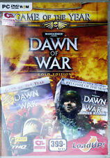 ** Warhammer 40000 Dawn of War Gold Edition ** PC CD GAME ** Brand new Sealed **