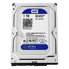 WD - Blue 1TB Internal SATA Hard Drive for Desktops