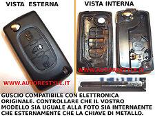 CHIAVE COVER GUSCIO 3 TASTI PER TELECOMANDO FIAT DUCATO SCUDO SOLO SE IDENTICO