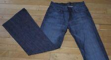 7 For All Mankind Jeans pour Femme  W 28 - L 32 Taille Fr 38  (Réf# M103)