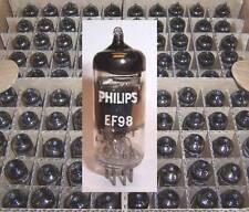 ONE (1) NEW PHILIPS BULK EF98 (6ET6) PENTODE VALVE / TUBE - ENGLAND