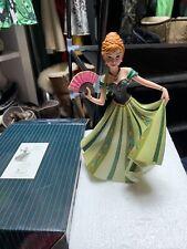 figurine Disney haute couture Anna