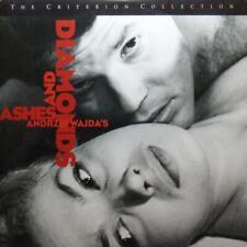 Ashes And Diamonds, Laserdisc, Pristine Condition