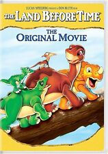 The Land Before Time (DVD, 2017)