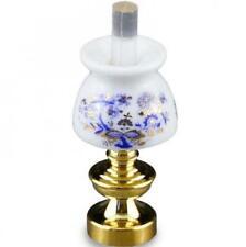 DOLLHOUSE Blue Onion Oil Lamp 1.373/5 Reutter Miniature
