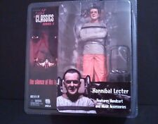 Cult Classics Silence Of The Lambs Hannibal Lecter Series 5 Action Figure Neca