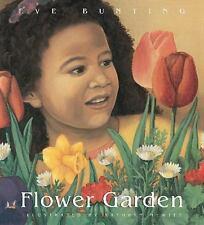 Flower Garden by Eve Bunting (1999, Big Book)