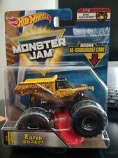 2018 Hot Wheels Monster Jam Earth Shaker