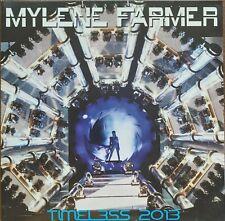 MYLENE FARMER - TIMELESS 2013 LIVE 3 LP VINYLE 18 TITRES