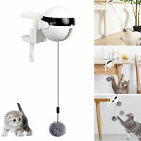 Funny Interactive Motion Cat Toy Mouse Tease Electronic Pet Ball Motion Toys