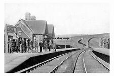 pt2083 - Dent Railway Station , Yorkshire - photograph 6x4