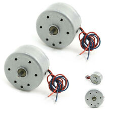 2PCS RC300 6000RPM DC 1.5-9V Micro Motor for CD DVD Player C6Y7