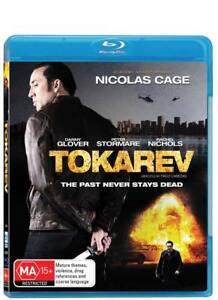 Tokarev (Blu-ray) NEW/SEALED