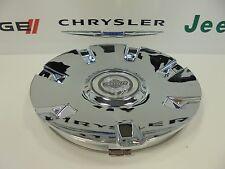 04-08 Chrysler Pacifica New Chrome Wheel Center Cap 19x8 Mopar Factory OEM