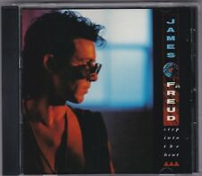 James Freud - Step Into The Heat - CD (TVD93302 1989 No Barcode)