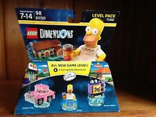 Lego Dimensions Homer Simpson Level Pack 71202