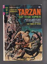 Edgar Rice Burroughs' Tarzan of the Apes #204 (Oct 1971, Western Publishing)