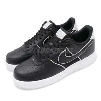pretty nice aec9f 8c810 Nike Air Force 1 07 LV8 4 AF1 Black White Men Casual Shoes Sneakers AT6147-