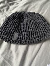 New Black Kangol Beeny Hat